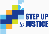 Step Up to Justice Legal Aid Logo