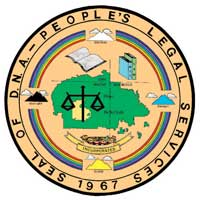 DNA People's Legal Services Logo