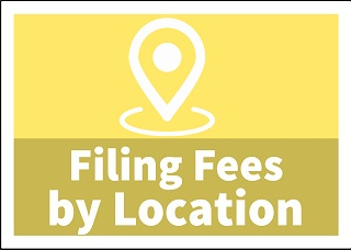 Filing Fees by Jurisdiction