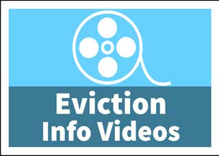 Eviction Informational Video Button